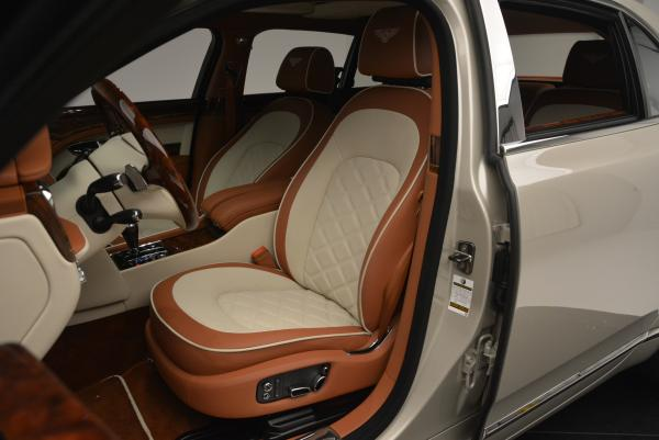 Used 2016 Bentley Mulsanne Speed for sale Sold at Aston Martin of Greenwich in Greenwich CT 06830 23