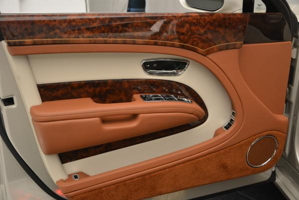 Used 2016 Bentley Mulsanne Speed for sale Sold at Aston Martin of Greenwich in Greenwich CT 06830 24