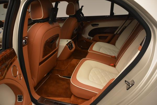 Used 2016 Bentley Mulsanne Speed for sale Sold at Aston Martin of Greenwich in Greenwich CT 06830 26
