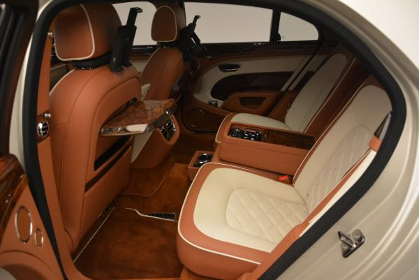 Used 2016 Bentley Mulsanne Speed for sale Sold at Aston Martin of Greenwich in Greenwich CT 06830 27