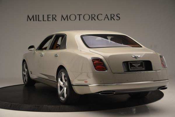 Used 2016 Bentley Mulsanne Speed for sale Sold at Aston Martin of Greenwich in Greenwich CT 06830 4