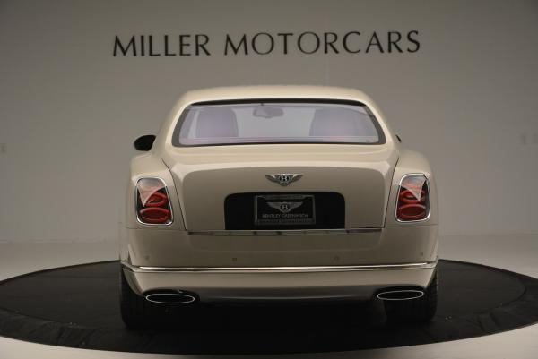 Used 2016 Bentley Mulsanne Speed for sale Sold at Aston Martin of Greenwich in Greenwich CT 06830 5