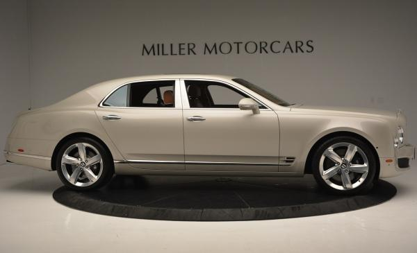 Used 2016 Bentley Mulsanne Speed for sale Sold at Aston Martin of Greenwich in Greenwich CT 06830 8