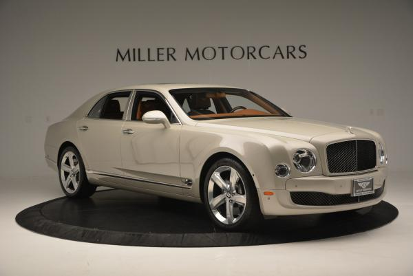 Used 2016 Bentley Mulsanne Speed for sale Sold at Aston Martin of Greenwich in Greenwich CT 06830 9