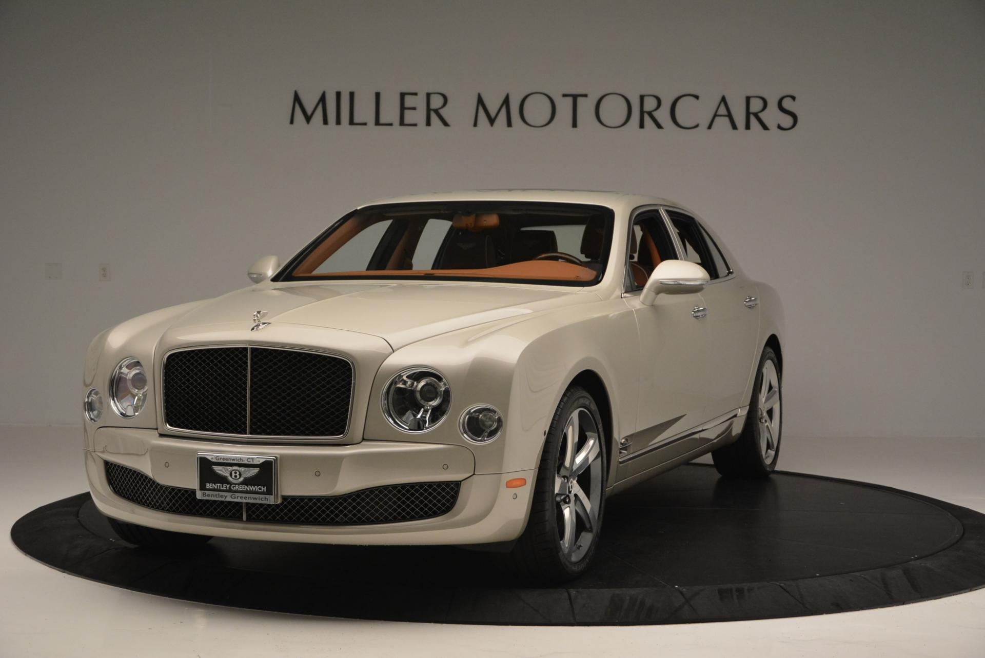 Used 2016 Bentley Mulsanne Speed for sale Sold at Aston Martin of Greenwich in Greenwich CT 06830 1