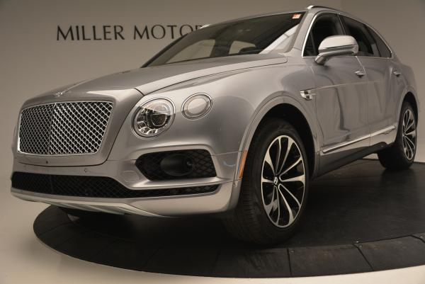 Used 2017 Bentley Bentayga W12 for sale Sold at Aston Martin of Greenwich in Greenwich CT 06830 17