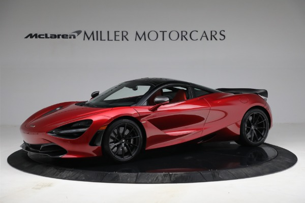 Used 2020 McLaren 720S Performance for sale $329,900 at Aston Martin of Greenwich in Greenwich CT 06830 2