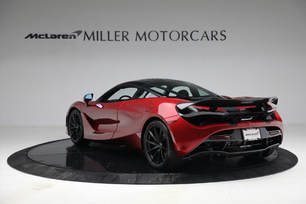 Used 2020 McLaren 720S Performance for sale $329,900 at Aston Martin of Greenwich in Greenwich CT 06830 5