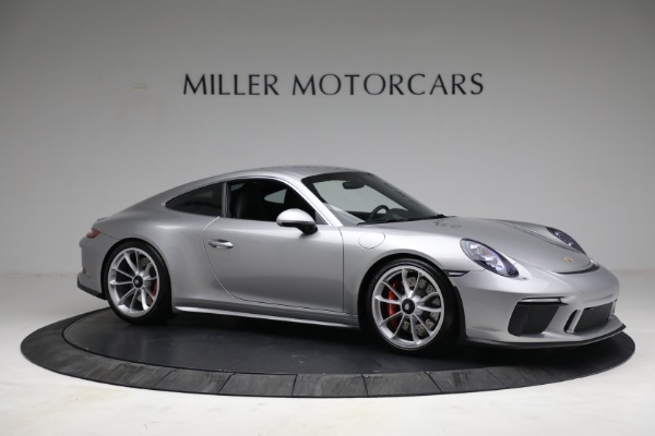 Used 2018 Porsche 911 GT3 Touring for sale $245,900 at Aston Martin of Greenwich in Greenwich CT 06830 10