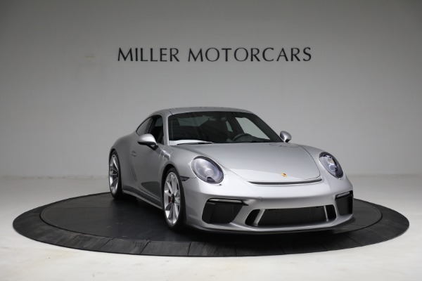 Used 2018 Porsche 911 GT3 Touring for sale $245,900 at Aston Martin of Greenwich in Greenwich CT 06830 11