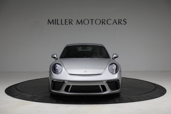 Used 2018 Porsche 911 GT3 Touring for sale $245,900 at Aston Martin of Greenwich in Greenwich CT 06830 12