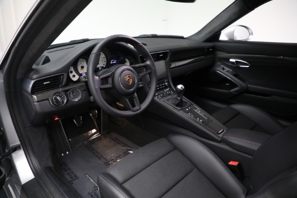 Used 2018 Porsche 911 GT3 Touring for sale $245,900 at Aston Martin of Greenwich in Greenwich CT 06830 13