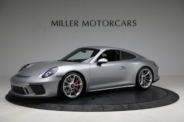 Used 2018 Porsche 911 GT3 Touring for sale $245,900 at Aston Martin of Greenwich in Greenwich CT 06830 2