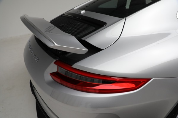 Used 2018 Porsche 911 GT3 Touring for sale $245,900 at Aston Martin of Greenwich in Greenwich CT 06830 25