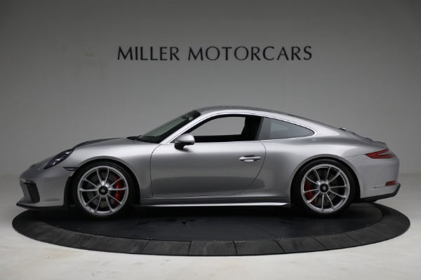 Used 2018 Porsche 911 GT3 Touring for sale $245,900 at Aston Martin of Greenwich in Greenwich CT 06830 3