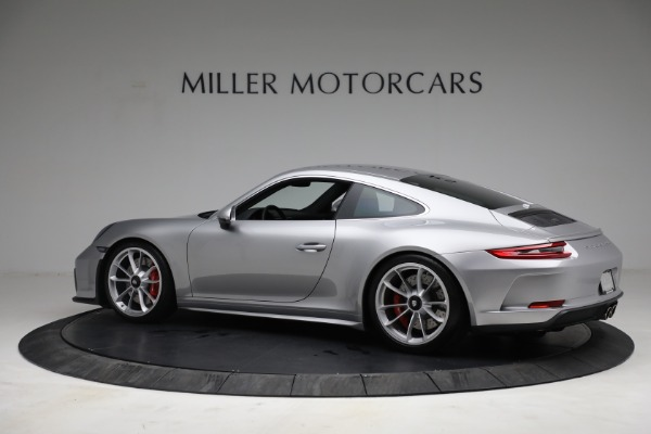 Used 2018 Porsche 911 GT3 Touring for sale $245,900 at Aston Martin of Greenwich in Greenwich CT 06830 4