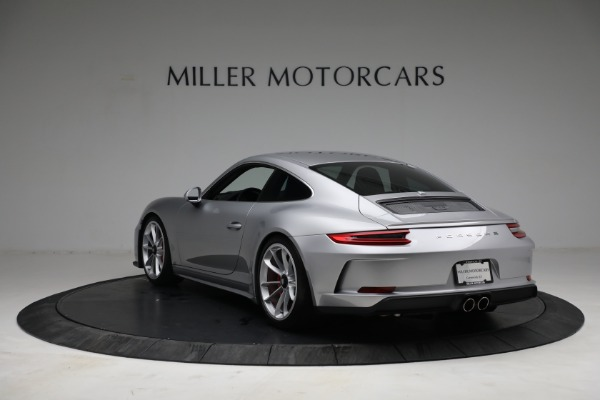 Used 2018 Porsche 911 GT3 Touring for sale $245,900 at Aston Martin of Greenwich in Greenwich CT 06830 5