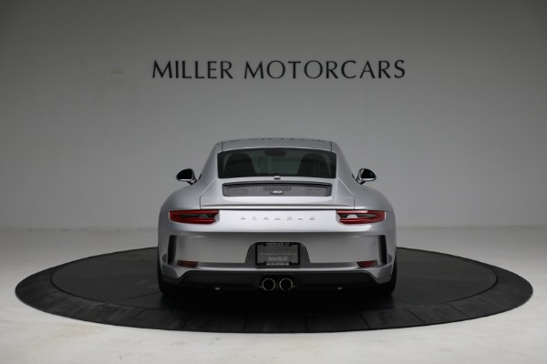 Used 2018 Porsche 911 GT3 Touring for sale $245,900 at Aston Martin of Greenwich in Greenwich CT 06830 6