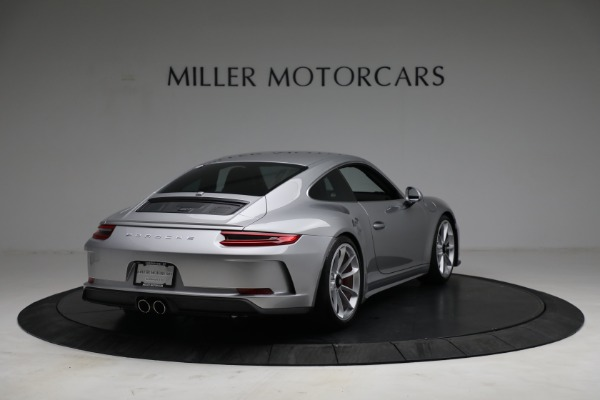 Used 2018 Porsche 911 GT3 Touring for sale $245,900 at Aston Martin of Greenwich in Greenwich CT 06830 7