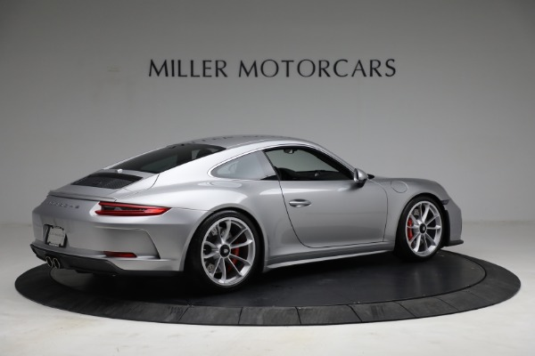 Used 2018 Porsche 911 GT3 Touring for sale $245,900 at Aston Martin of Greenwich in Greenwich CT 06830 8