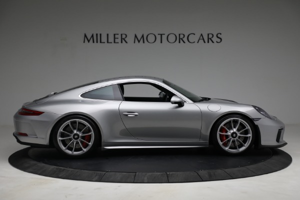 Used 2018 Porsche 911 GT3 Touring for sale $245,900 at Aston Martin of Greenwich in Greenwich CT 06830 9