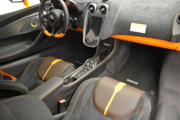 Used 2016 McLaren 570S for sale Sold at Aston Martin of Greenwich in Greenwich CT 06830 17