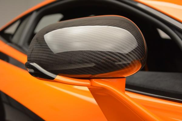 Used 2016 McLaren 570S for sale Sold at Aston Martin of Greenwich in Greenwich CT 06830 21