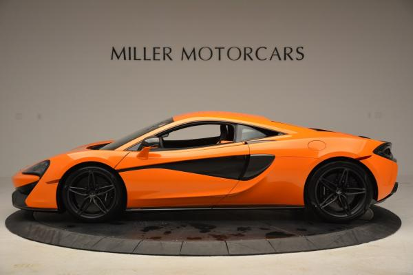 Used 2016 McLaren 570S for sale Sold at Aston Martin of Greenwich in Greenwich CT 06830 3