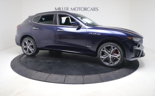 New 2021 Maserati Levante GranSport for sale Sold at Aston Martin of Greenwich in Greenwich CT 06830 10