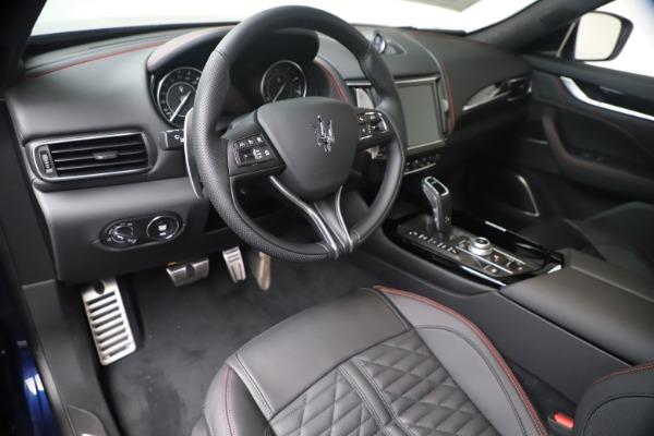 New 2021 Maserati Levante GranSport for sale Sold at Aston Martin of Greenwich in Greenwich CT 06830 13