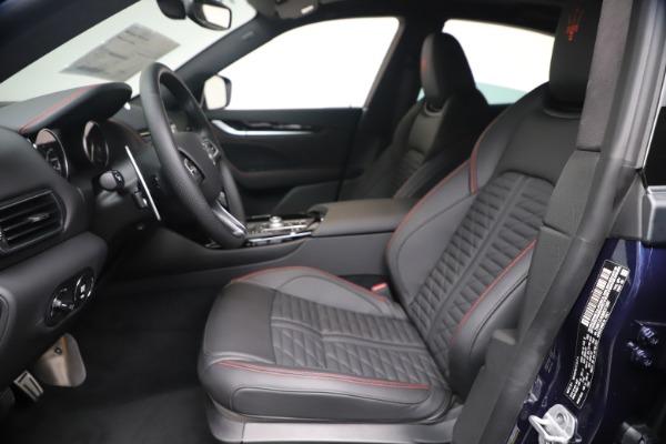 New 2021 Maserati Levante GranSport for sale Sold at Aston Martin of Greenwich in Greenwich CT 06830 14