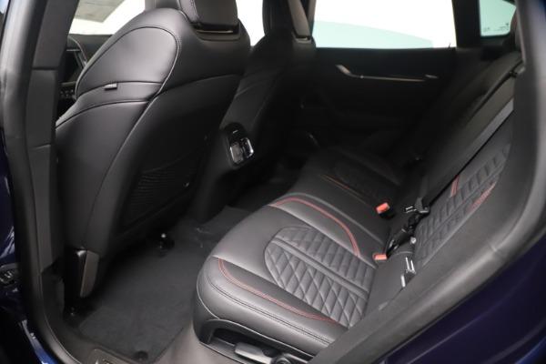 New 2021 Maserati Levante GranSport for sale Sold at Aston Martin of Greenwich in Greenwich CT 06830 16
