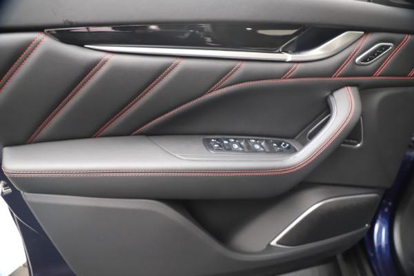 New 2021 Maserati Levante GranSport for sale Sold at Aston Martin of Greenwich in Greenwich CT 06830 17