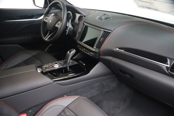 New 2021 Maserati Levante GranSport for sale Sold at Aston Martin of Greenwich in Greenwich CT 06830 18