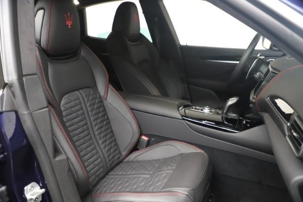 New 2021 Maserati Levante GranSport for sale Sold at Aston Martin of Greenwich in Greenwich CT 06830 20