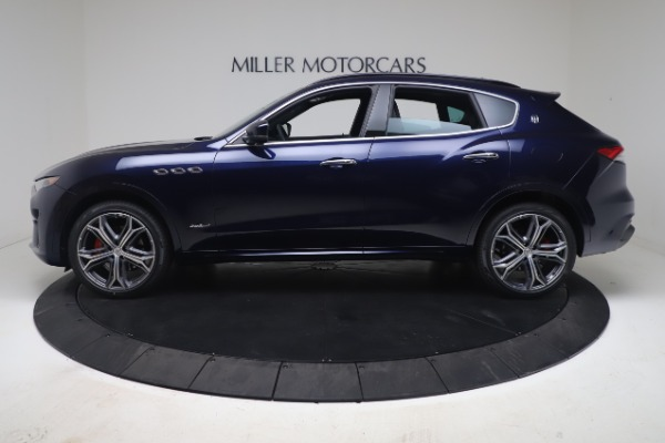 New 2021 Maserati Levante GranSport for sale Sold at Aston Martin of Greenwich in Greenwich CT 06830 3