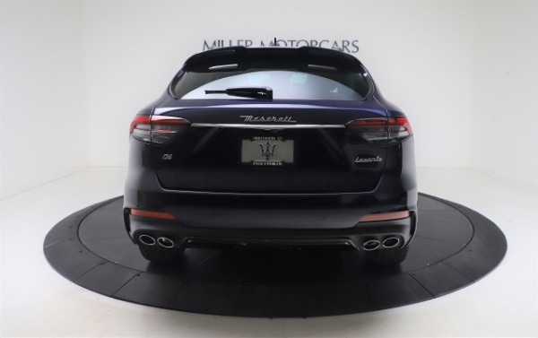 New 2021 Maserati Levante GranSport for sale Sold at Aston Martin of Greenwich in Greenwich CT 06830 6