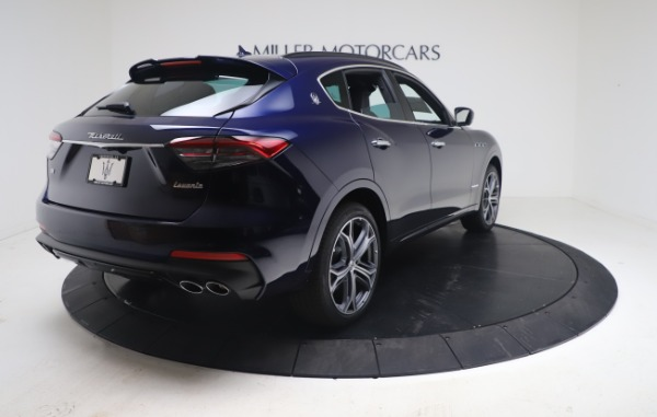 New 2021 Maserati Levante GranSport for sale Sold at Aston Martin of Greenwich in Greenwich CT 06830 7