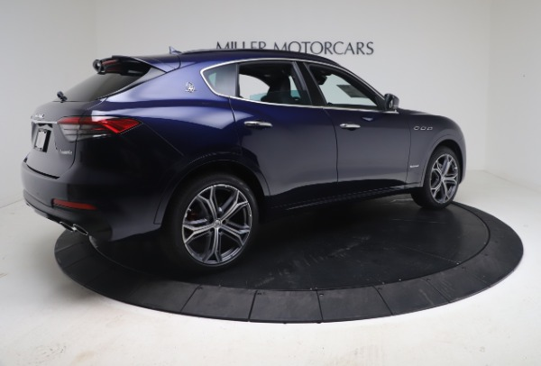 New 2021 Maserati Levante GranSport for sale Sold at Aston Martin of Greenwich in Greenwich CT 06830 8