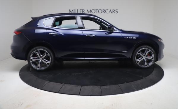 New 2021 Maserati Levante GranSport for sale Sold at Aston Martin of Greenwich in Greenwich CT 06830 9