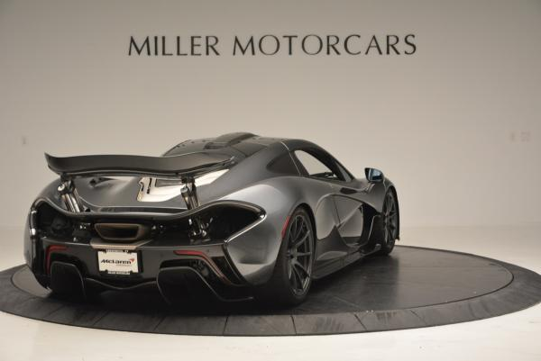 Used 2014 McLaren P1 for sale Call for price at Aston Martin of Greenwich in Greenwich CT 06830 10