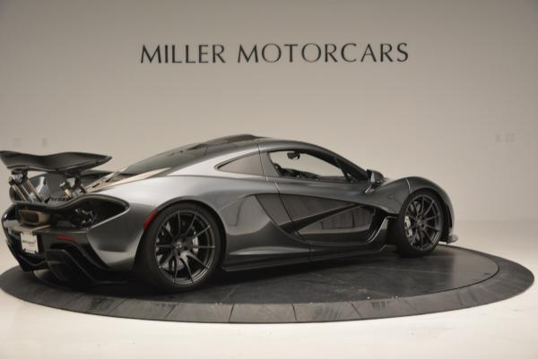 Used 2014 McLaren P1 Coupe for sale Call for price at Aston Martin of Greenwich in Greenwich CT 06830 11