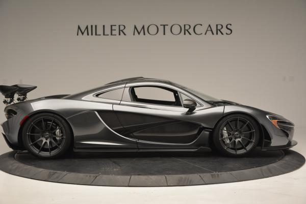 Used 2014 McLaren P1 Coupe for sale Call for price at Aston Martin of Greenwich in Greenwich CT 06830 12