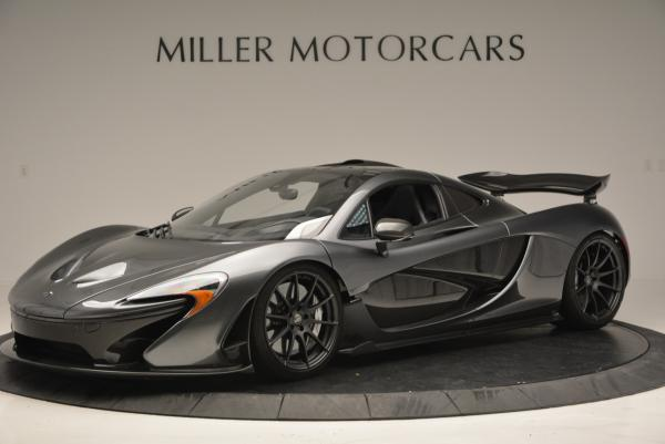 Used 2014 McLaren P1 for sale Call for price at Aston Martin of Greenwich in Greenwich CT 06830 2