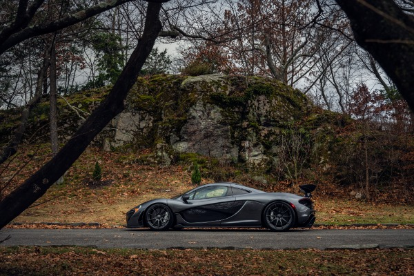 Used 2014 McLaren P1 Coupe for sale Call for price at Aston Martin of Greenwich in Greenwich CT 06830 21