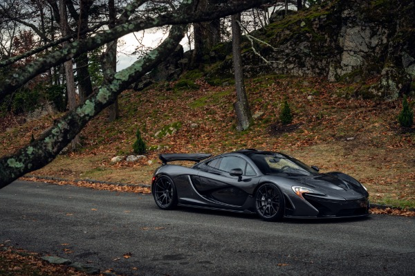 Used 2014 McLaren P1 Coupe for sale Call for price at Aston Martin of Greenwich in Greenwich CT 06830 22