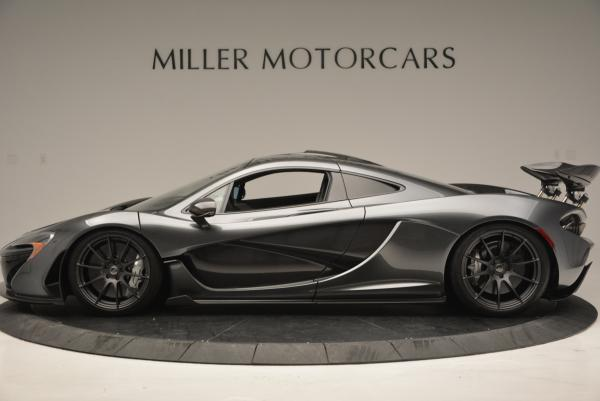Used 2014 McLaren P1 Coupe for sale Call for price at Aston Martin of Greenwich in Greenwich CT 06830 3