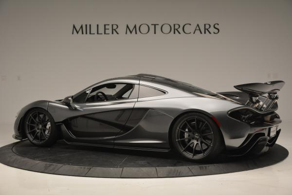 Used 2014 McLaren P1 Coupe for sale Call for price at Aston Martin of Greenwich in Greenwich CT 06830 4