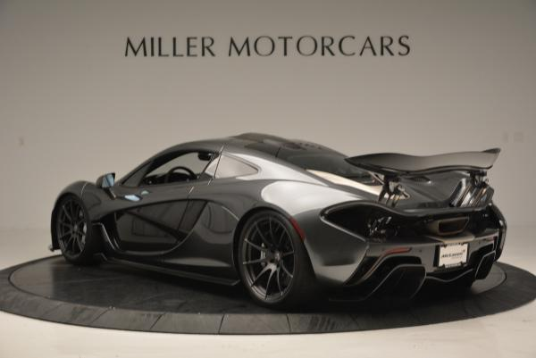 Used 2014 McLaren P1 Coupe for sale Call for price at Aston Martin of Greenwich in Greenwich CT 06830 5