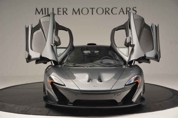 Used 2014 McLaren P1 for sale Call for price at Aston Martin of Greenwich in Greenwich CT 06830 6